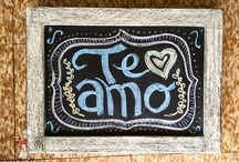 Our Chalkboards