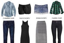 more for less- capsule wardrobe