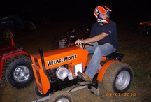 Tractors Just Pulling!! / by Pamela Wiemers