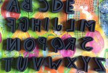 Stamps - Art Foamies