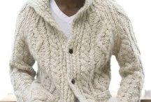 męskie swetrzyska