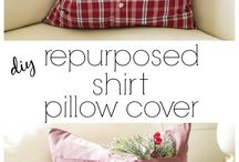 Refashioned Shirts / Upcycled and refashioned shirt ideas