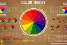 "'C"" is also for Color! / Everything Colour!! Color Theory! Color Everything!"