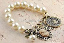 Bracelet Making Ideas / Inspiration for bracelet designs. / by Carolanne Brandt