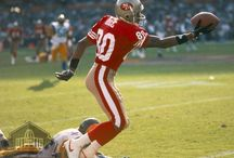 JERRY RICE and other greats / by bennie montoya
