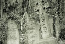 cemeteries gosht spirits...