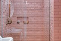 decor rosa pastel