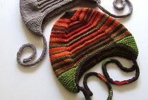 Вязание детское: шапочки, шарфы, снуды..