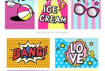 Logo design graphic