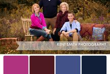 Fashion Family | What to wear / How to coordinate clothes with a family. Matchy Matchy is out buy color coordinated is in. Here are some great ideas