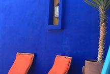 Maison MAROC - La Kasbah Bleue