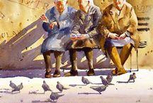Art elderly