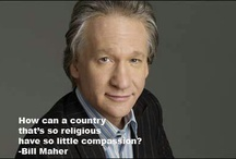 love me some BILL MAHER
