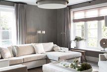 Woonkamer Landelijk Living Rooms