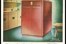 Vintage HVAC Advertisements / vintage air conditioning and heating ads
