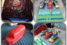 Chuggington Cake / Fondant Cake