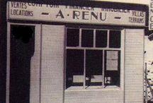 L'agence depuis 1948 / Fondé par André RENU au sortir de la guerre, en 1948, le Comptoir Immobilier André RENU est l'un des plus anciens cabinets de la place. En plus de 6 décennies, celui-ci n'a cessé d'adapter sa structure d'accueil et ses méthodes de travail au gré de l'évolution du marché de l'immobilier et des réglementations en constante évolution, tout en s'attachant à répondre aux attentes de sa clientèle.