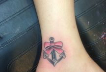 Tattoos / by Brittany Andersen