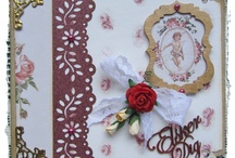 Cards - Martha Stewart Punches