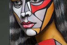 Fotografia de Body Painting
