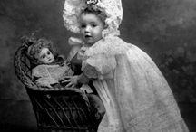 Dievčatko a panenka