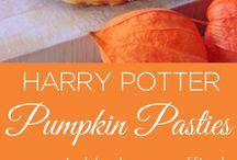 Harry Potter Rezepte Sammlung / Rezepte aus, um und mit Harry Potter