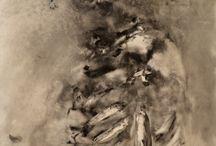 Art: charcoal / by Abbey Trescott