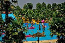 Parki wodne we Włoszech / Świetna zabawa dla małych i dużych