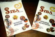 SITA's papers / All communication papers of SITA!! Flyers, Posters...