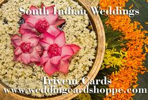 TRIVENI CARDS - SOUTH INDIAN WEDDINGS / TRIVENI CARDS - SOUTH INDIAN WEDDINGS  www.weddingcardshoppe.com/Shopping-Cart.asp?catid=2&Range=0&page=4  According to some experts, the weltanschauung of South Indians is essentially the celebration of the eternal universe through the celebration of the beauty of the body, and motherhood, which is exemplified through their dance, clothing, and sculptures.