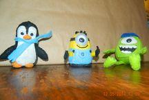 Muñecos en Pañolenci / Kreatimundo