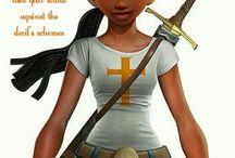 • christianity • armor