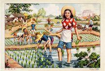 Китайские винтажные постеры / Chinese vintage posters