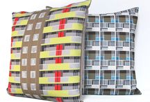 Modern House London Textiles / We launched our Modern House London print collection at the start of 2015. This is the textile range due out May 2015