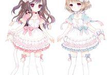 anime clothes