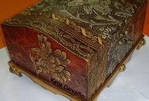 сундучки и коробочки