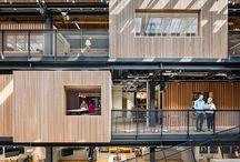 inspiración | madera + arquitectura