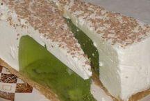 Nepečené - dorty, cheesecake