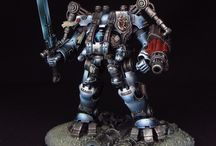 Grey Knight Dreadknight