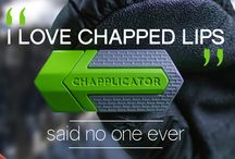 Chapplicator - what a cool product!! Check it out at Chapplicator.com