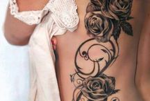 Inspiration // Body Art / Tattoos, make up, paint...anything artistic goes!