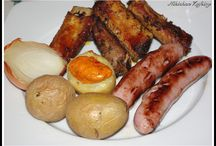 BBQ / BARBACOAS, PARRILLADAS,