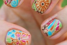 Nail Art/Guide/NailPolish / Includes new and fun nail art designs from simple to difficult ones, how to's, and different nail polishes. :) / by Andrea Garzon