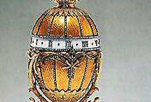 Faberge Eggs / by Cheryl Belue