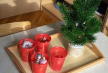 Montessori christmas