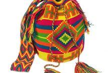 wayuu bag _ mochila _ tapestry