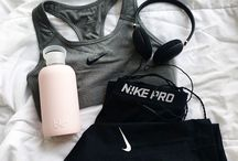 ••• Work ••• / About fitness & gym clothes and all...