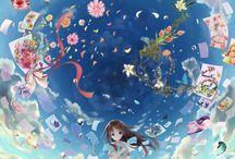 Anime / Leuke Anime tekeningen