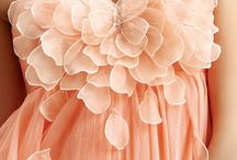 All About Coral and Peach / by Dina T.