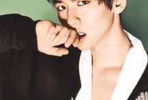❤Byun Baek Hyun / Member of K-pop Group EXO☆ Baekhyun♡06 Mei 1992